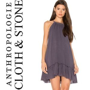 BNWOT Anthropologie's Cloth & Stone Dress